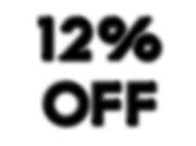 12% Discount Code