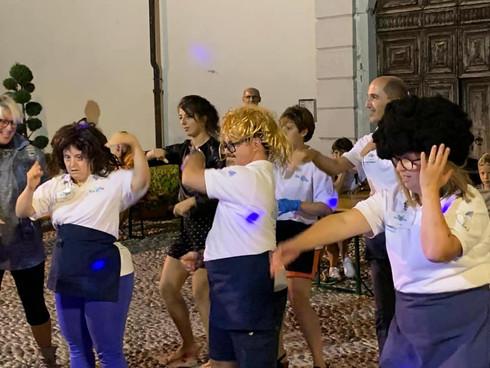 I ballerini dell'alterbar