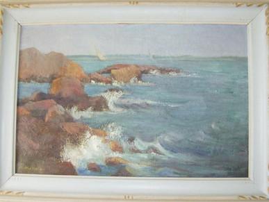 Clara's Grandniece Shares Her Paintings
