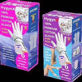 Moisturizing Premium Multiuse Cotton Gloves  Eczema Half-Wristband