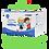 Thumbnail: Kids Non-Medical Face Mask - Individually Wrapped 50/Box