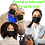 Thumbnail: 3 Ply Non-Medical Face Mask - Individually Wrapped 50 PCS Black