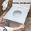 Thumbnail: Disposable Toilet Seat Covers - Waterproof Individually Wrapped, Portable