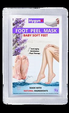 Foot Peel Mask - Cracked Heels, Dead Skin, Calluses-Baby Soft Feet