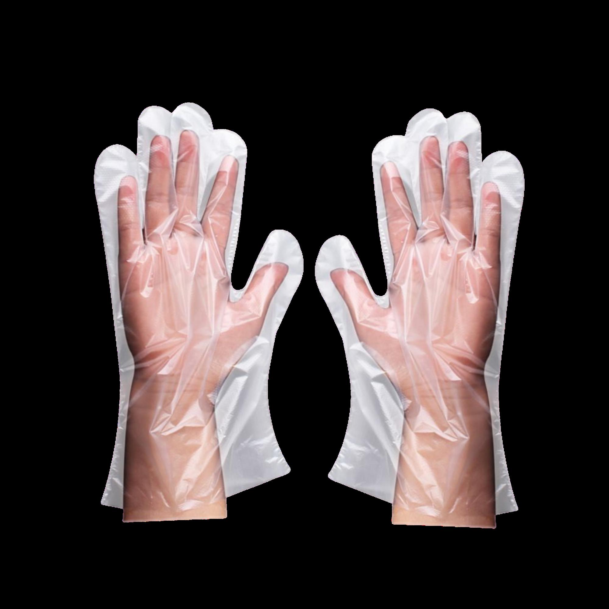 GLOVE ON HANDS -1