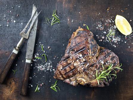 das perfekt Dry aged Steak