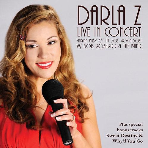 Live in Concert CD