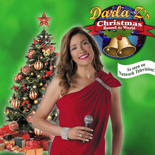Darla Z's Christmas Round The World DVD