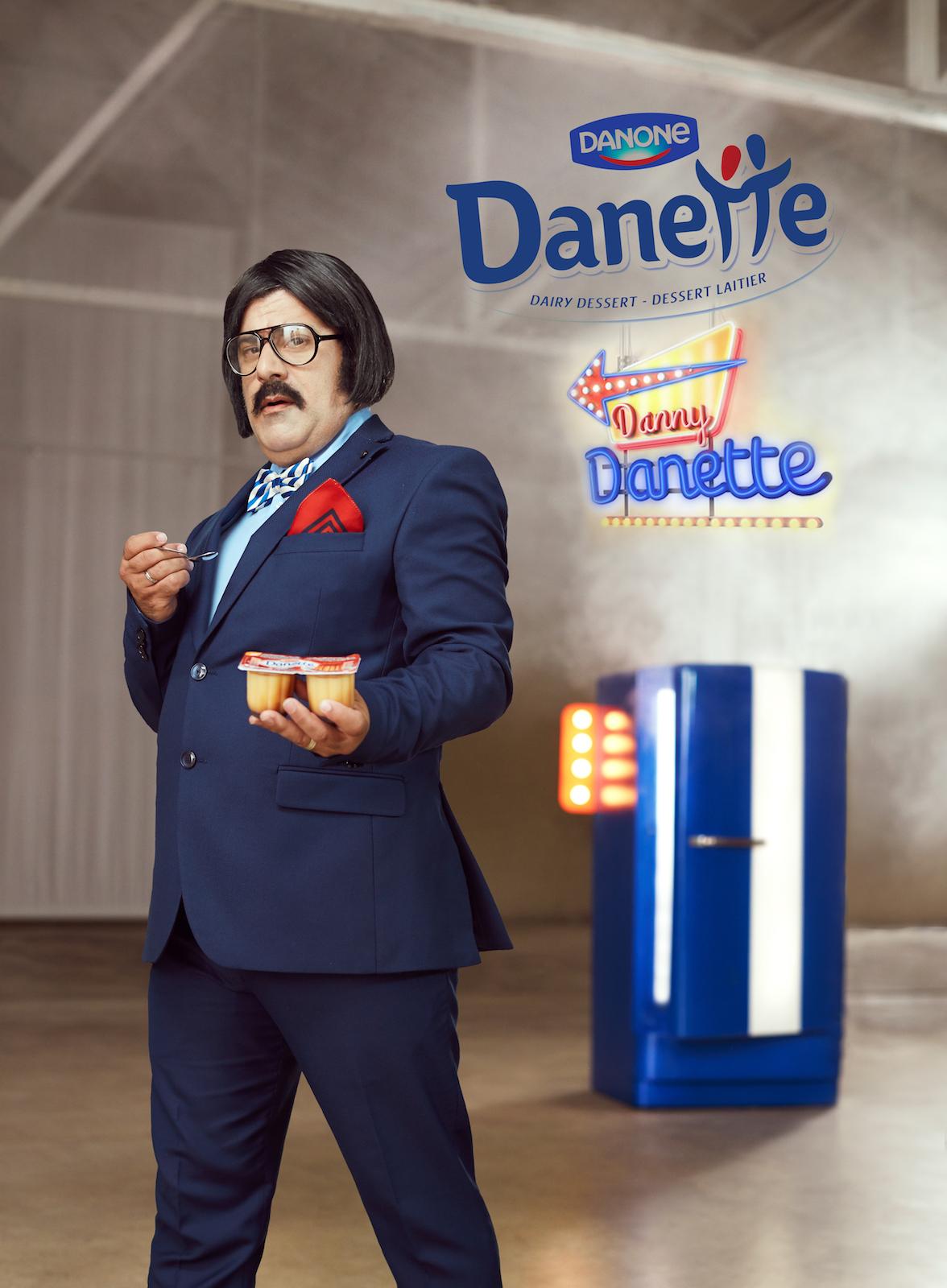 Danny Danette