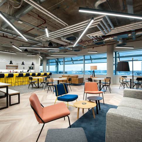Venture X, Chiswick Business Park- London (2019)