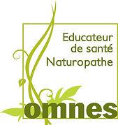 Logo_OMNES_educateur_sante_Naturopathe (