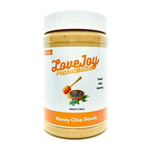 HONEY CHIA SEEDS - SINGLE JAR