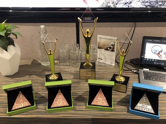 Awards set your career & business alight