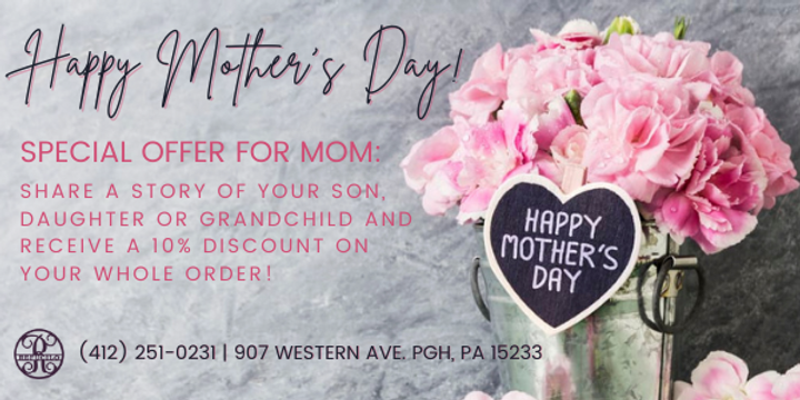 Happy Mother's Day from Refucilo