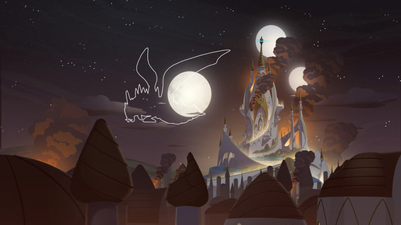 Niko and the Sword of Light. Season 2, Episode 2. Layout by CJ Walker.