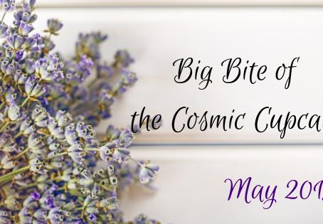 May Big Bite of the Cosmic Cupcake