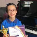 第一屆 亞洲青年兒童鋼琴錦標賽 2020