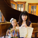 香港青年兒童音樂家大賽--葉泳君 鋼琴 最受歡迎總冠軍及評委金獎