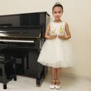 香港青年兒童音樂家大賽--冼穎欣 鋼琴 小學初級組金獎及金獎