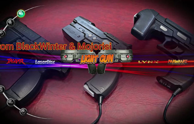 CoinOPS Next 2 – Mega 4-in-1 Light Gun Pack American Laser Games, ActionMax, Wii and Arcade addon
