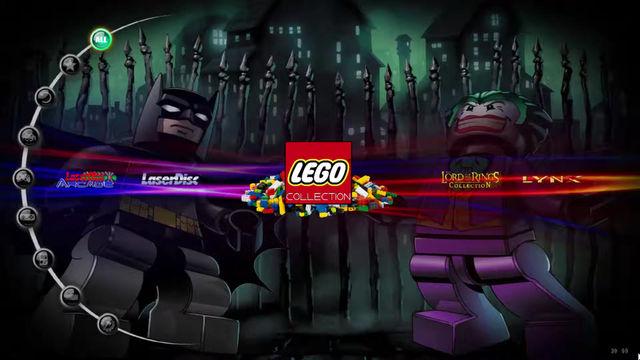 CoinOPS 16TB NEXT LEGO addon 200GB