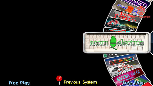 500 Systems 16TB Hyperspin - Atari XEGS added