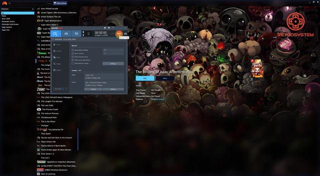 Hyperspin 40TB update - Playnite WIP