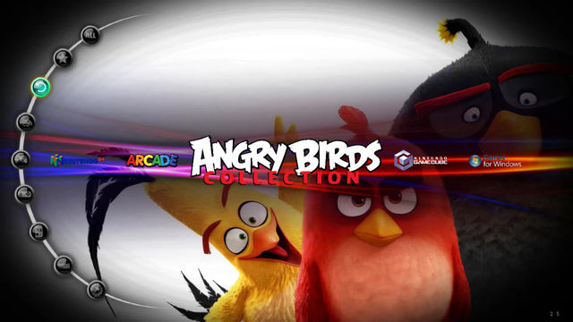 CoinOPS 16TB NEXT Angry Birds addon