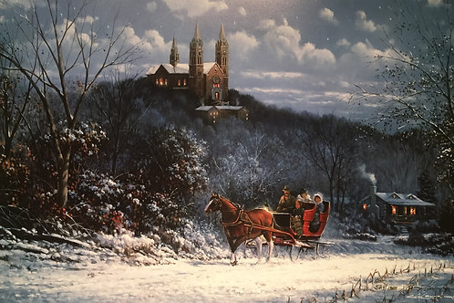 Return from Holy Hill