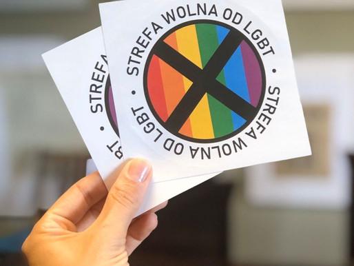 Norway, Iceland, Lichtenstein cancel grant to Polish 'LGBT-free zone'