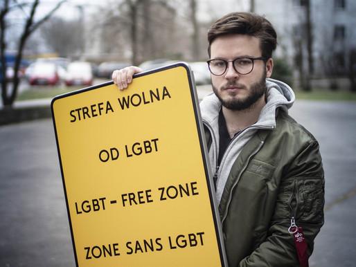 "TIME Magazine adds Polish LGBT activist Bart Staszewski to list of ""Emerging Leaders"""