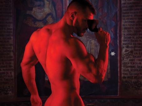 The annual Romanian homoerotic Orthodox calendar