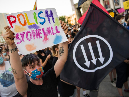 "Polish town, Podkarpackie voivodeship has lost 1.7 million euros due to being ""LGBT Free Zone"""
