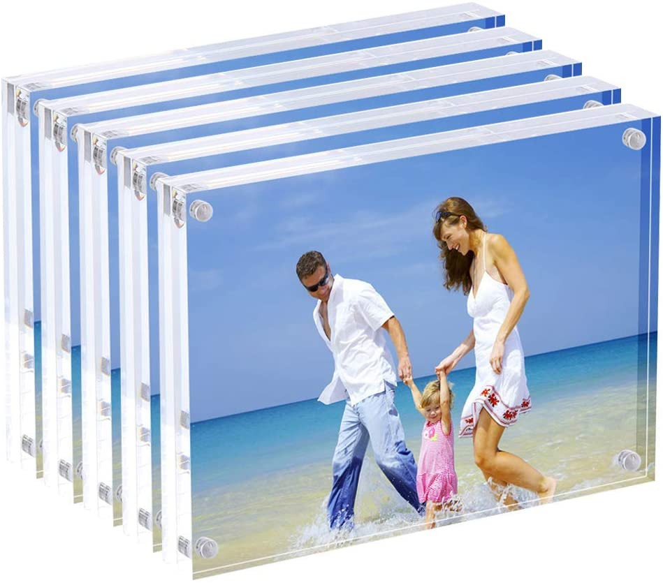 Set of five frames from Amazon for $40.
