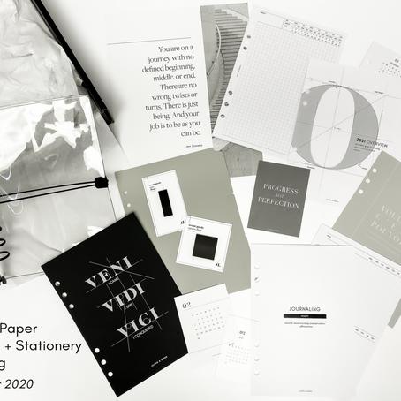Cloth & Paper Sub Box December