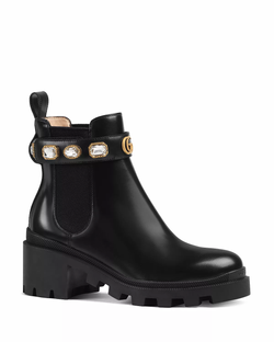 Gucci chelsea boot