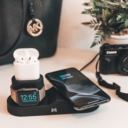 THE 3 IN 1 WIRELESS CHARGER