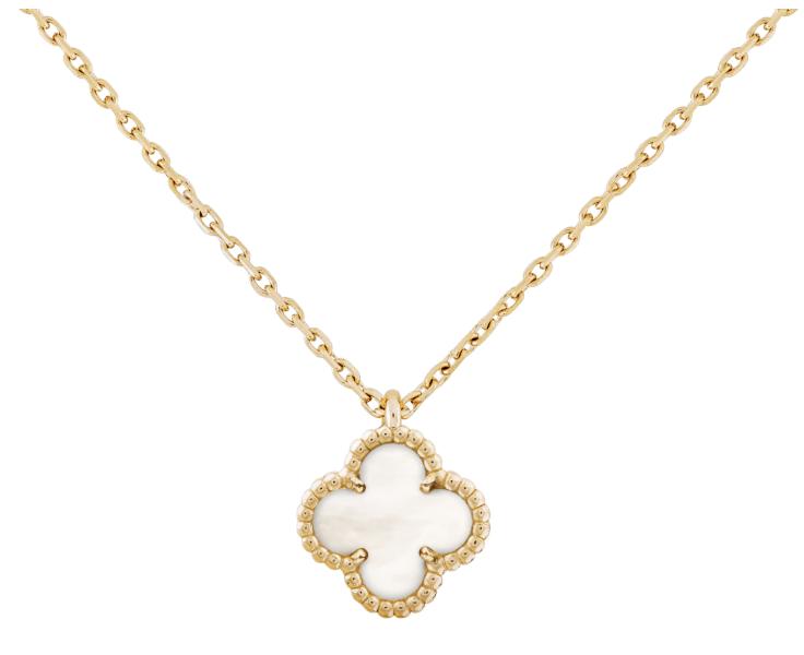 Van Cleef Sweet Alhambra pendant
