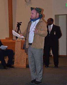 Frostburg UMC- Pastor Kyle / Baltimore Washington Conference of the United Methodist Church / Bishop's Lenten Day Apart For Clergy 2016