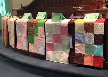 Frostburg UMC- Congregational Care / Quilting Ministry