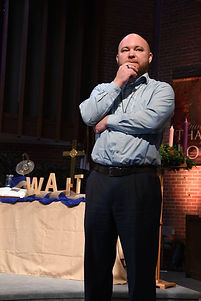 Frostburg UMC- Pastor Kyle / Baltimore Washington Conference of the United Methodist Church / Bishop's Lenten Day Apart For Clergy 2017