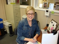 Frostburg UMC- Office Manager, Joni Otto