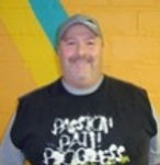 Frostburg UMC- Custodian, Joe Beeman