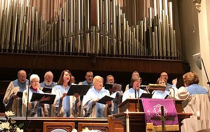 Frostburg UMC- Chancel Choir