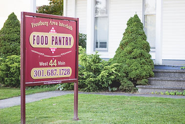 Frostburg UMC- Serving Others / Frostburg Area Food Pantry
