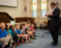 Frostburg UMC- Children's Moment / Young People's Time