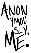 Anonymously, Me logo