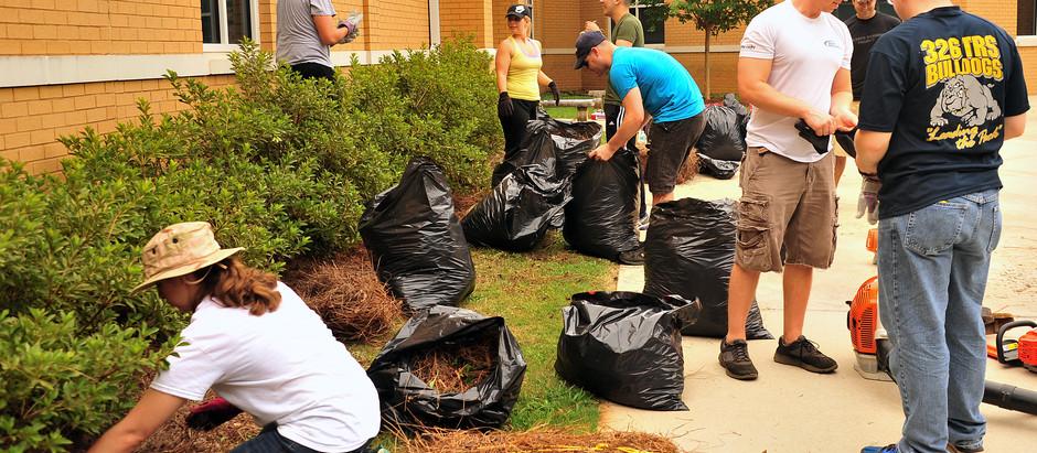 Clean up crew! - IAHS