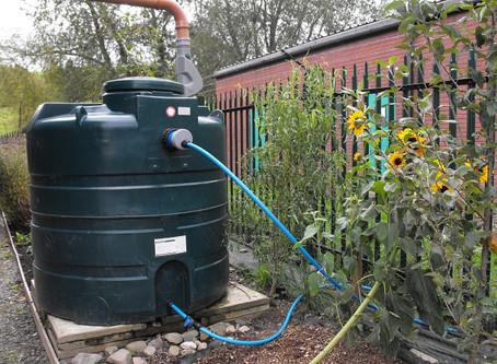 Rainwater Harvesting Gardens