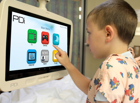 PDi: Proven to Create A Better User Experience in Healthcare